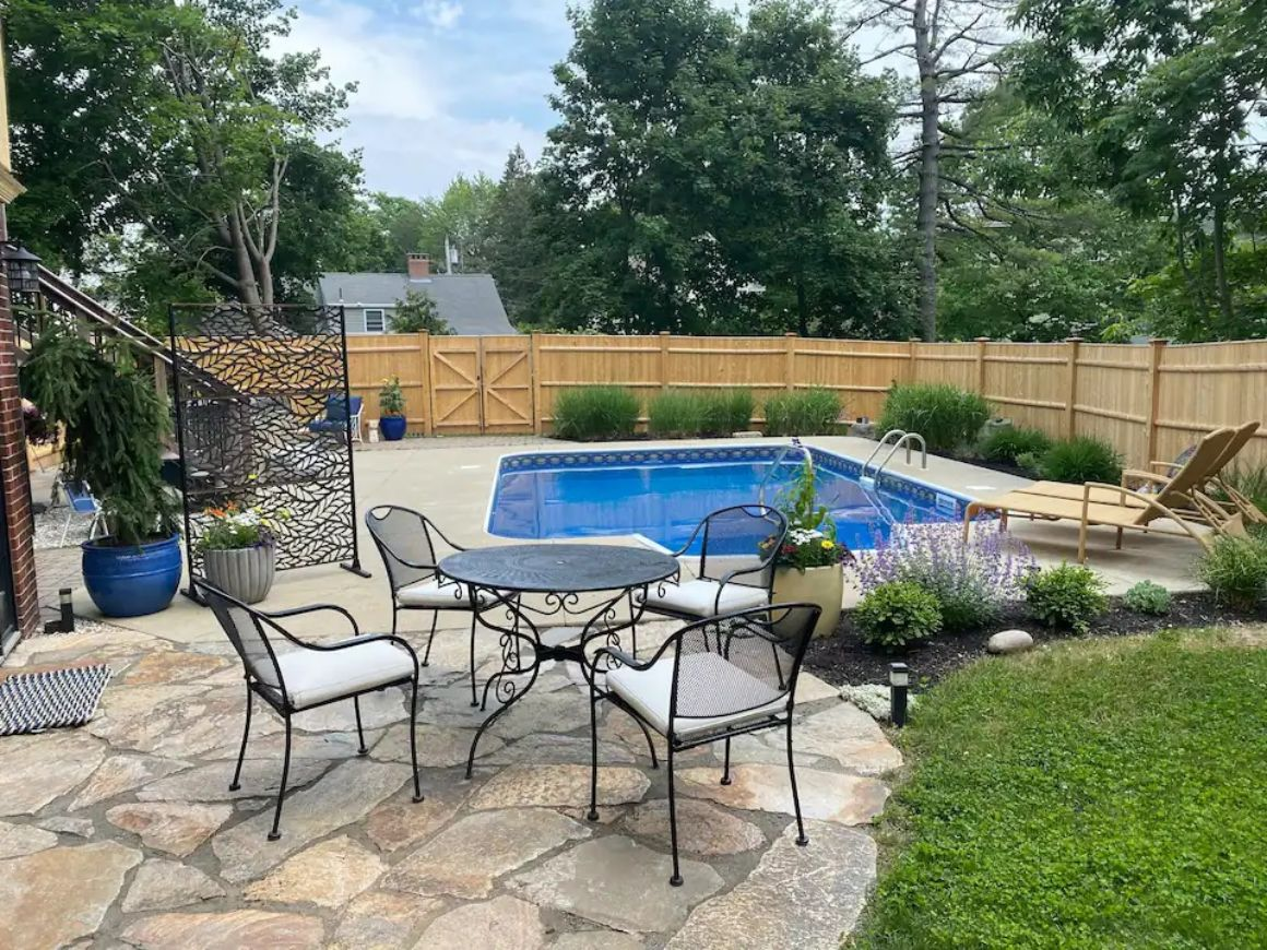 Suite in Deering Highlands near coffee shops and restaurants Portland Maine