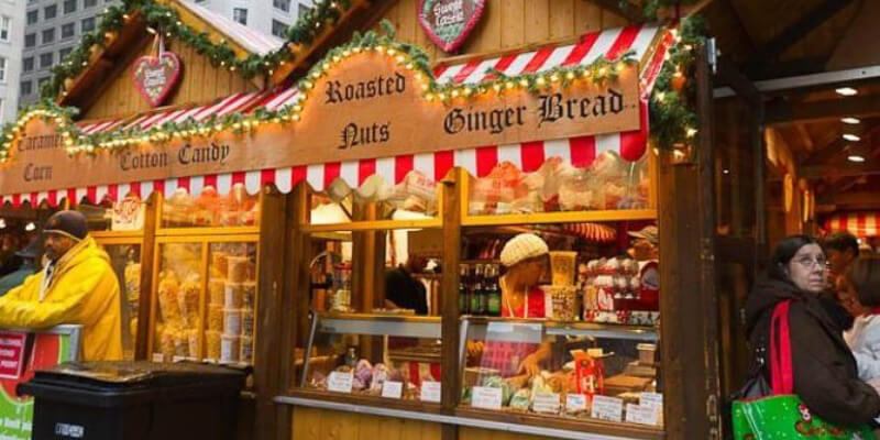 The Holiday Food Tour