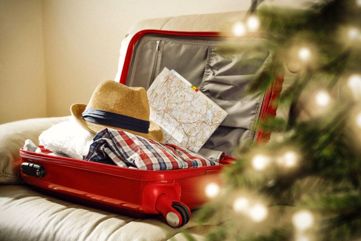 Travelling at Christmas