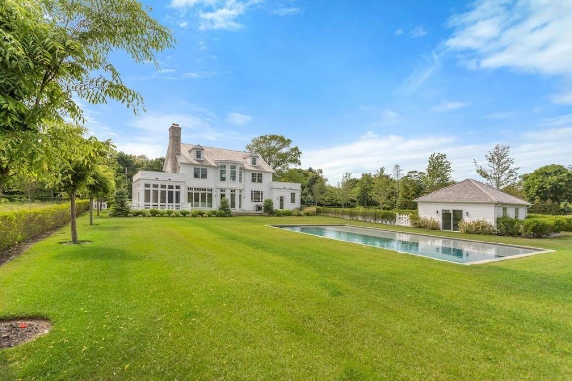 Ultra-Luxurious 7 Bed Estate with Basketball Court The Hamptons