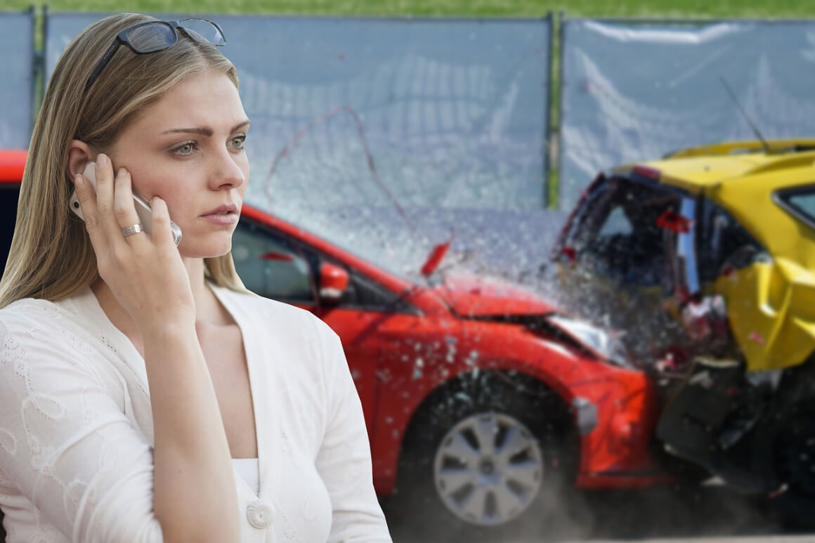 Be aware of what to do in an accident