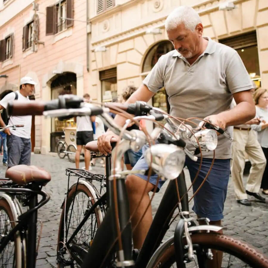 Foodie Cycling Tour with Local Chef