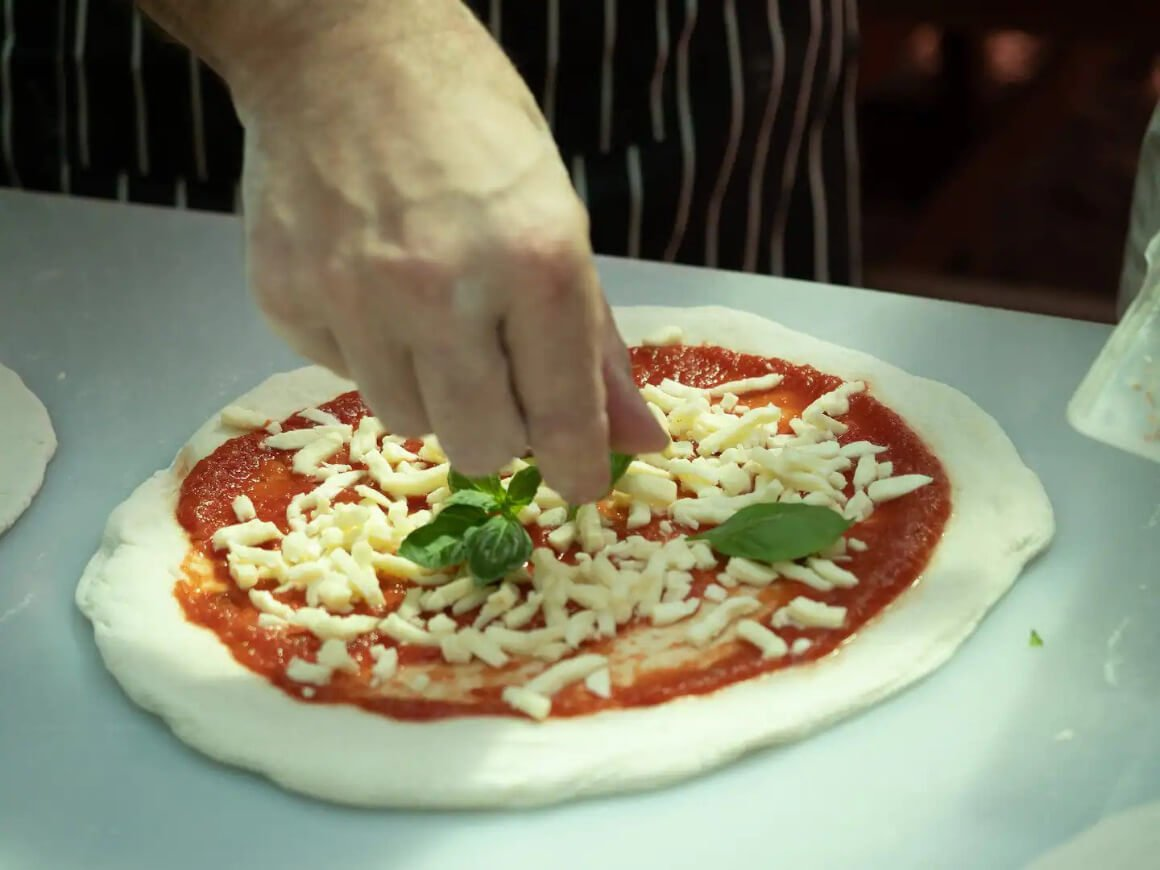 Outdoor Rome Pasta & Pizza Cooking Class