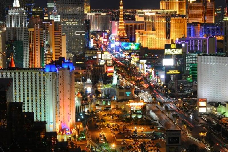 Vegas Bar Crawl